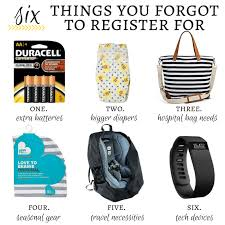 top baby registry 6 items you forgot to add to your baby registry babycenter