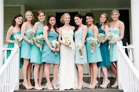 aquamarine bridesmaid dresses 2015 bridesmaid dresses a lavish affair