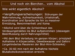 alkohol spr che nikotin und alkohol information über drogen sucht und stoffe