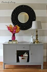diy entryway dresser makeover by creatively living blog