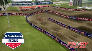 pro motocross live lucas oil pro motocross 2017 high point motocross track map