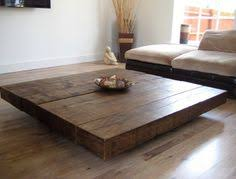large square modern coffee table the beautiful pedestal coffee table from the cool wood company