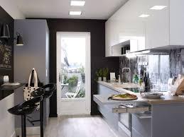 cuisine longueur plan cuisine en longueur meilleur de idee plan maison en longueur