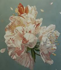 camellia flowers saatchi camellia flower painting by luigi de rubeis
