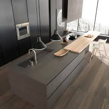 grey modern kitchen design cuisine taupe design italien modulnova kitchen tops programming