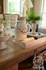 How To Decorate Sofa Table The Rule Of Three For Styling Your Coffee Table Sofa Tables