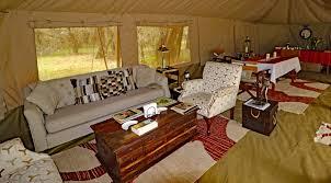 Comfortable Camping Luxury Mobile Camp Safaris Life Nature Safaris
