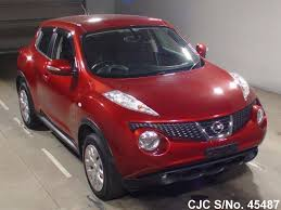 nissan juke used cars for sale 2011 nissan juke wine for sale stock no 45487 japanese used
