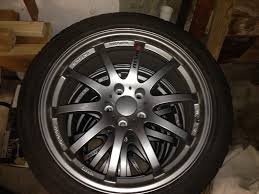 nissan 350z nismo wheels 19