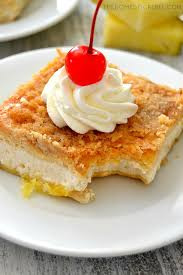 pineapple upside down cheesecake bars the domestic rebel