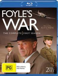 Foyle S War Season 10 Foyle U0027s War The Complete First Season Blu Ray Australia