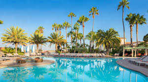Map Pics Family Resort In San Diego Near Seaworld Hilton San Diego Resort