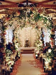 wedding flower arches uk aisle style top 15 magical wedding ideas