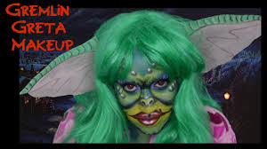 Gremlins Costume Halloween Gremlin Greta Makeup