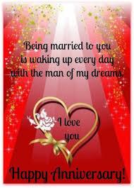 Sweet Wedding Anniversary Wishes For Anniversary Wishes