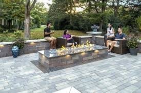 Modern Firepits Design Options For Sleek Modern Pits In Lansing Arbor