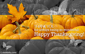 thanksgiving thank you postcard thanksgiving thank you card