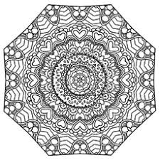 abstract coloring pages free printable momjunction