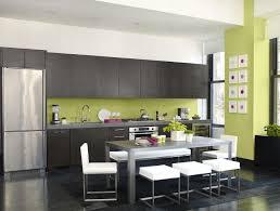 peinture tendance cuisine peinture cuisine 40 idées de choix de couleurs modernes