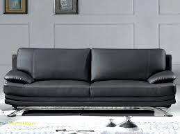 canapé cuir noir design résultat supérieur canapé accoudoir arrondi incroyable articles