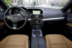 mercedes benz e class interior mercedes benz blog the new mercedes benz e class coupé part vii