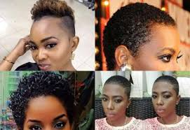 pictures of low cut hairs reasons why lagos ladies rock trending low cut