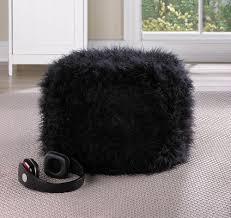 Tufted Pouf Ottoman by Fur Pouf Ottoman Floor U2014 Bitdigest Design Fur Pouf Ottoman