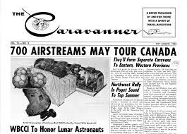 Unique Home Decor Canada Wally Byam And The Caravanner Airstream