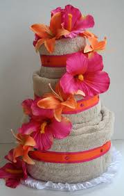 instead of a diaper cake this would be great for a wedding shower