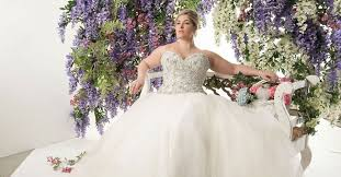 Wedding Dresses Edinburgh Plus Size Wedding Dresses For Brides With Curves Callista Bridal