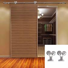 Buy Barn Door by Roller Door Hardware U0026 Single Door Hardware Sliding Roller Track
