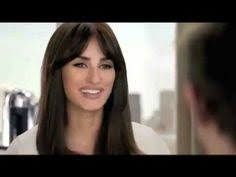 nespresso commercial female actress penelope cruz for nespresso nespresso what else pinterest