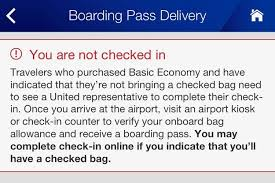 flight review united 737 900 basic economy las to lax