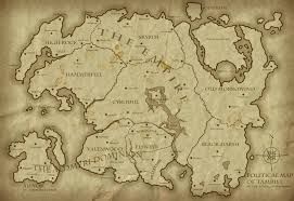 Map Of Skyrim Skyrim Really Doesn U0027t Contain That Many Non Faction Related Side