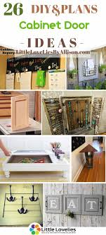 how to make kitchen cabinet doors 26 diy cabinet door ideas repurpose your cabinet doors