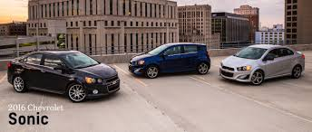 chevy sonic 2016 chevy sonic west bend wi