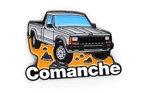 2017 jeep comanche truck review jeep comanche pickup truck soft enamel lapel pin grey hat