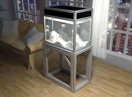 custom aquarium stand designs aquarium design ideas