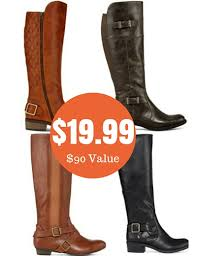 womens boots on sale jcpenney jcpenney 19 99 s boots 90 value