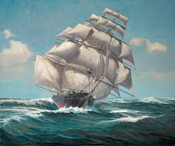nautical painting the marine art prints nautical oil paintings and maritime scenes of