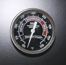 Backyard Grill Thermometer by Pr36 Backyard Bbq Smoker Meadow Creek Barbeques