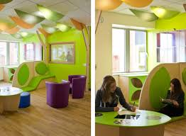 Waiting Room Chairs Design Ideas Teen Waiting Room In A Hospital Clinic With Colourful Seating Near