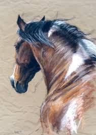 beautiful equine horse le print u0027billowing u0027 original