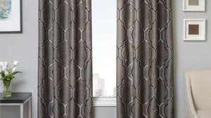 Long Drapery Panels 53 Best Bay Window Images On Pinterest Best Windows Curtain