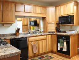 hickory kitchen cabinets cabinet hickory cabinets for traditional and rustic look kitchen