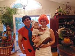 flintstone family halloween costumes vote for the winners of goodwill u0027s 2014 halloween costume contest