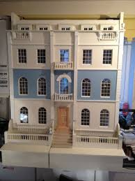 for sale huge craftsman made georgian dolls house for sale the