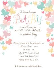 baby shower for colorful baby shower invitations 4996