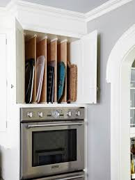 kitchen cabinets that store more slot storage and ovens