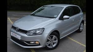 2016 vw volkswagen polo 1 0 match 60ps 5dr manual reflex silver